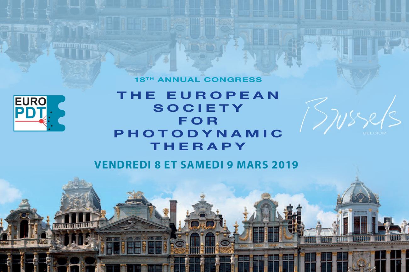 18ème congrès de la Société Européenne de Thérapie Photodynamique