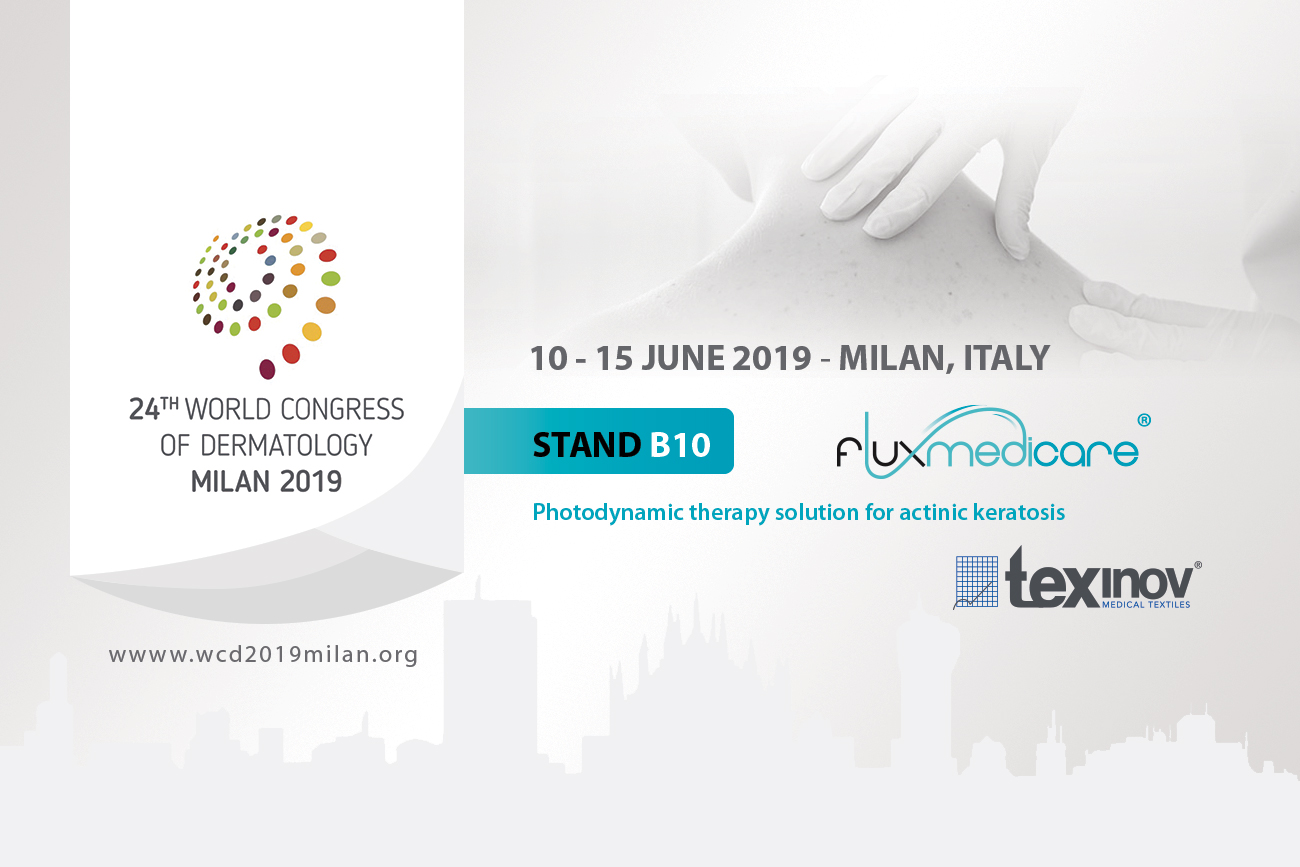 24th world congress of dermatology - Milan 2019