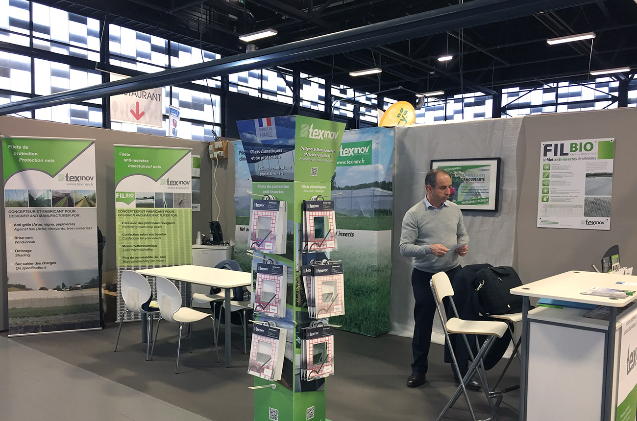 SIVAL 2019 - Salon agricole MDB Texinov